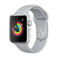 Smartwatch Apple Watch Series 3 42mm Silver su Mediaworld.it