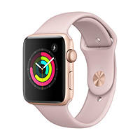 Smartwatch Apple Watch Series 3 42mm Gold su Mediaworld.it