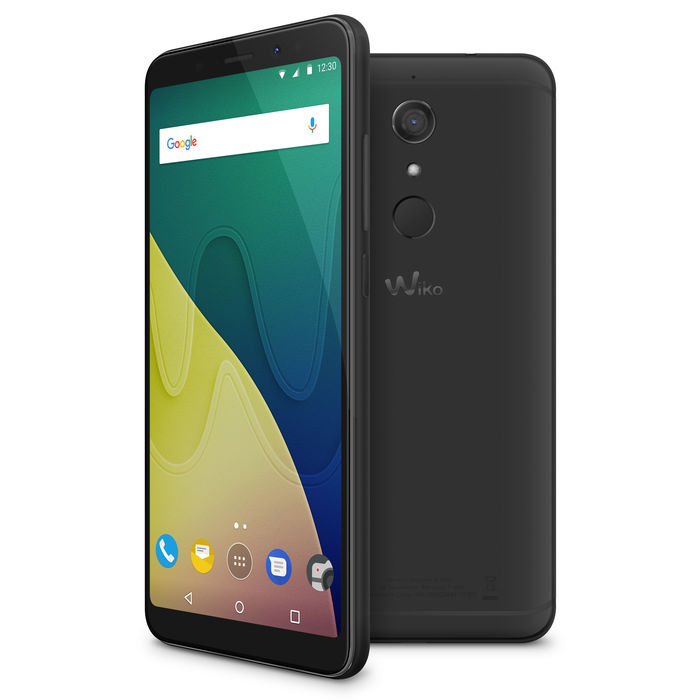 WIKO View XL Black - thumb - MediaWorld.it