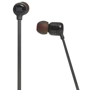 JBL T110 Black - thumb - MediaWorld.it