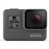 Action cam 4K GOPRO HERO6 Black su Mediaworld.it