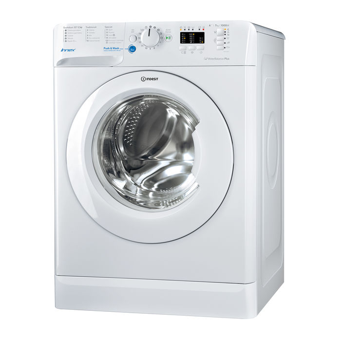INDESIT BWA 71053X W IT - thumb - MediaWorld.it