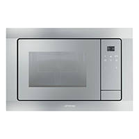 Microonde da Incasso SMEG FMI420X su Mediaworld.it