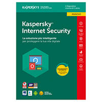 Software antivirus KASPERSKY Internet Security (Rinnovo) 1PC su Mediaworld.it