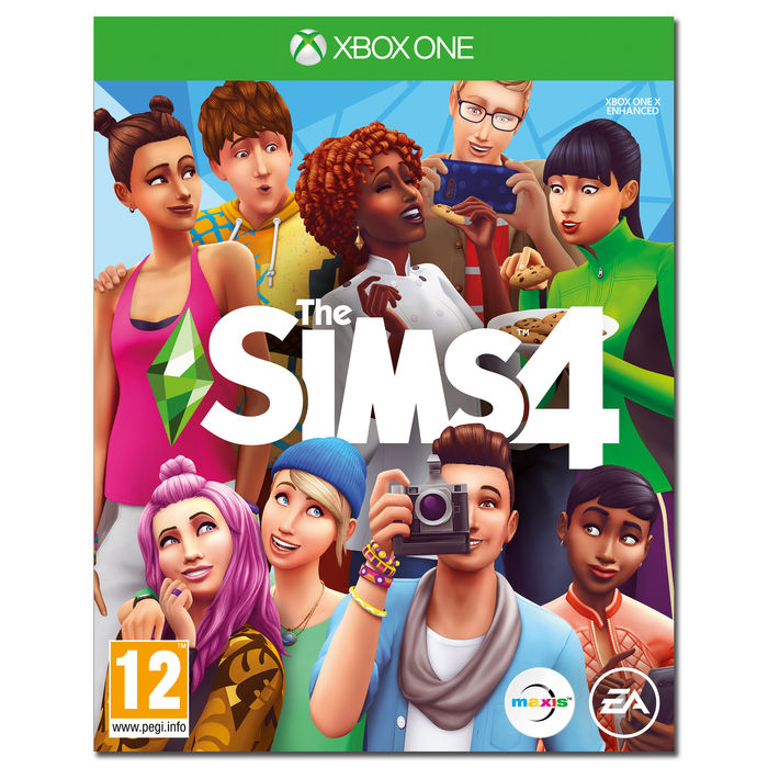 The Sims 4 - XBOX ONE - thumb - MediaWorld.it