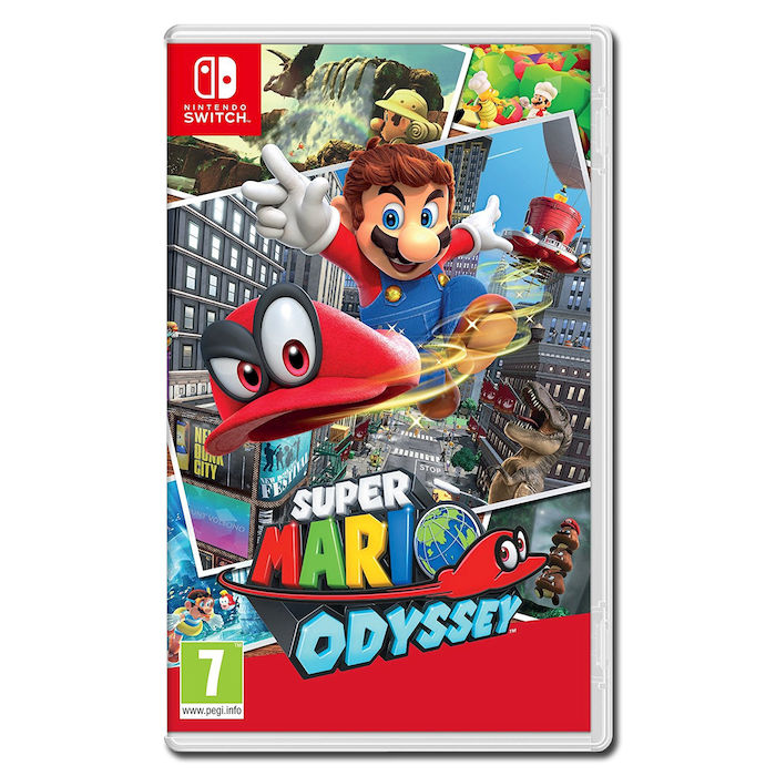 Super Mario Odyssey - NSW - thumb - MediaWorld.it