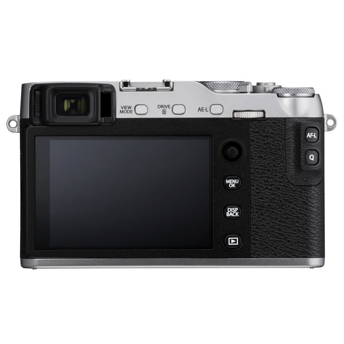 FUJIFILM X-E3 BODY SILVER - thumb - MediaWorld.it