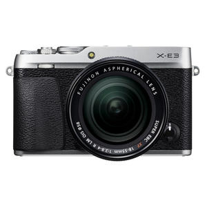 FUJIFILM X-E3 +XF18-55MM SILVER - MediaWorld.it