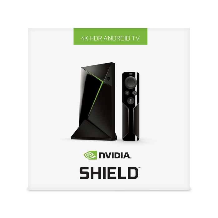 NVIDIA Shield Tv (Remote Only) - thumb - MediaWorld.it