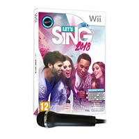 Gioco wii Let's Sing 2018 + 1 Microfono - WII su Mediaworld.it