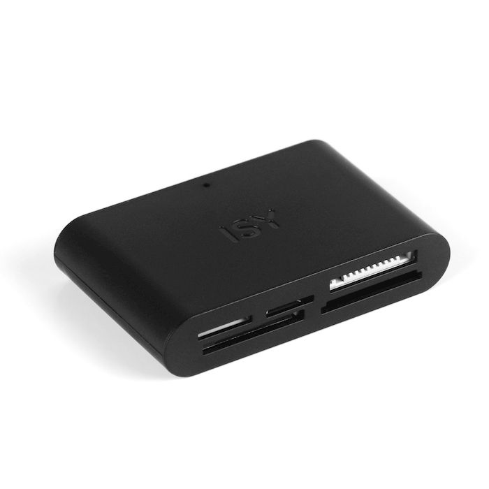 ISY Card Reader universale 2 in 1 - thumb - MediaWorld.it