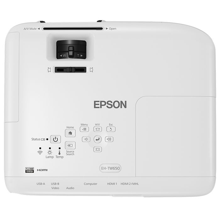EPSON EH-TW610 - thumb - MediaWorld.it