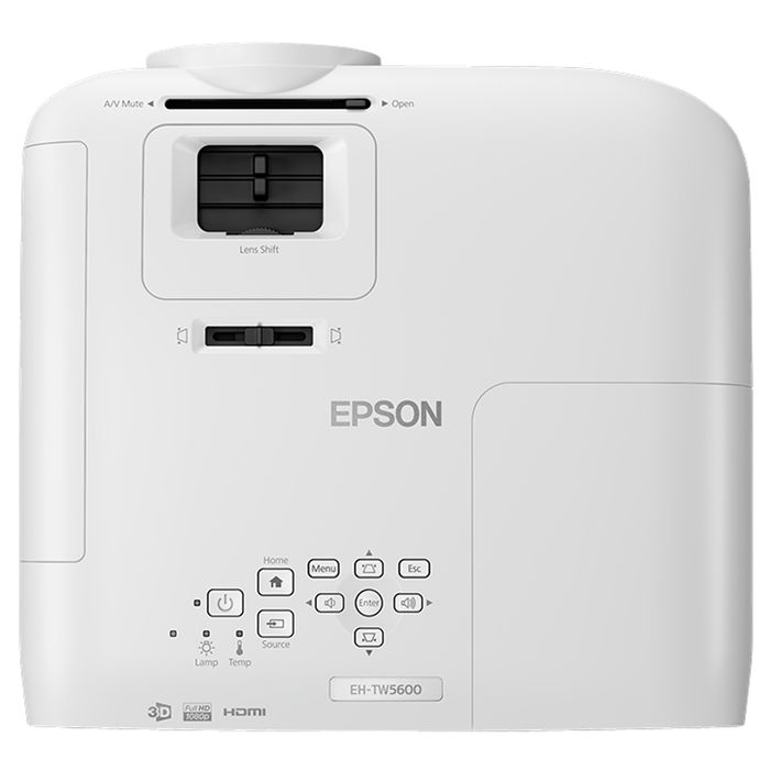 EPSON EH-TW5600 - thumb - MediaWorld.it