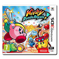 Gioco 3ds Kirby Battle Royale - 3DS su Mediaworld.it