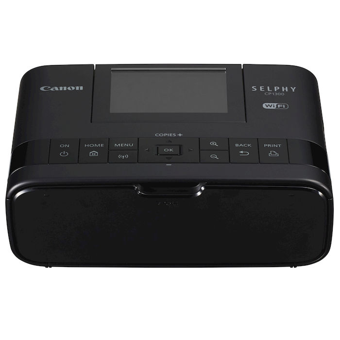 CANON SELPHY CP1300 Black - thumb - MediaWorld.it