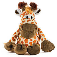 Boule MACOM Warmpuppies Giraffe su Mediaworld.it