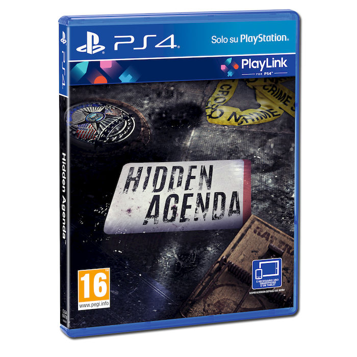 Hidden Agenda - PS4 - PRMG GRADING OOCN - SCONTO 20,00% - thumb - MediaWorld.it