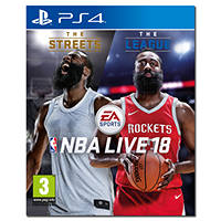 Gioco PS4 NBA Live 18 (The One Edition) - PS4 su Mediaworld.it