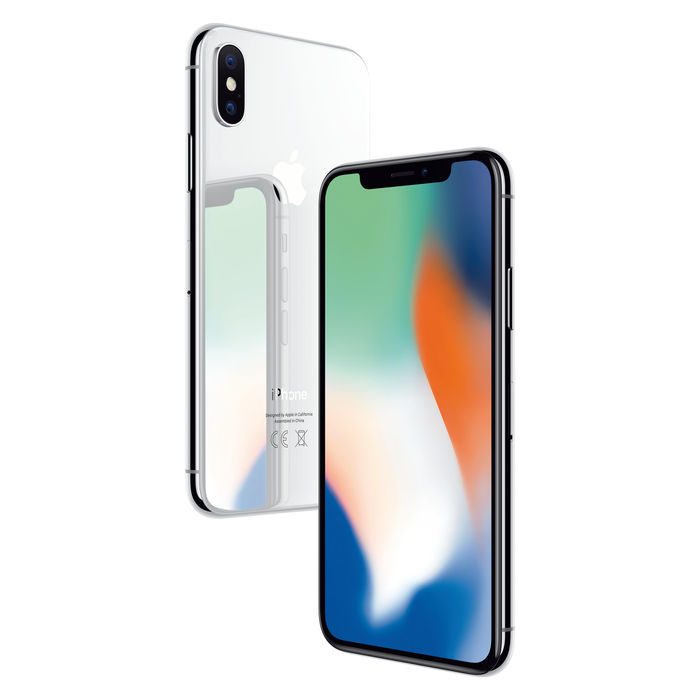 APPLE iPhone X 64 GB Argento | Mediaworld.it