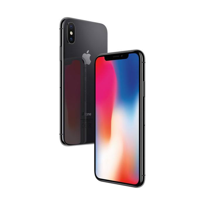 APPLE IPhone X 256 GB Grigio Siderale - thumb - MediaWorld.it