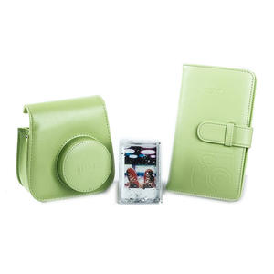 FUJIFILM INSTAX MINI9 KIT ACCESSORI LIME GREEN - MediaWorld.it