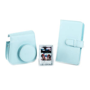 FUJIFILM INSTAX MINI9 KIT ACCESSORI ICE BLUE - thumb - MediaWorld.it