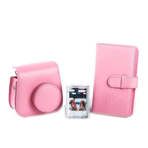FUJIFILM INSTAX MINI9 KIT ACCESSORI PINK - MediaWorld.it