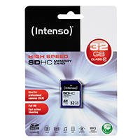 Scheda di memoria SDHC INTENSO SDHC CL.10 32GB su Mediaworld.it