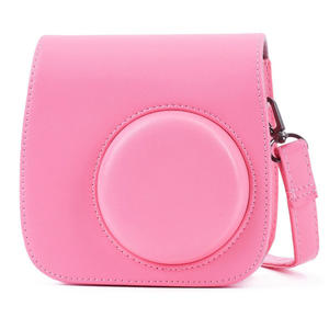 FUJIFILM INSTAX MINI 9 CASE Rosa - MediaWorld.it