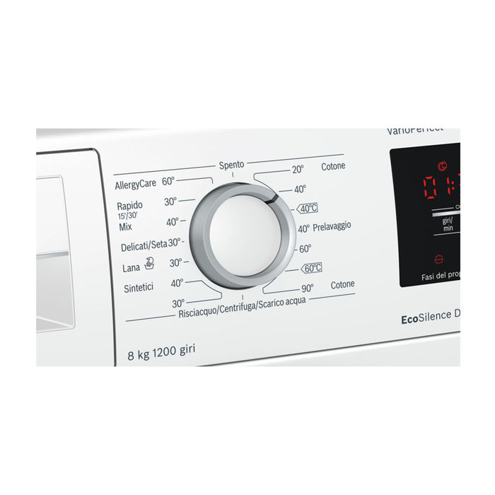 BOSCH WAT243H8II - thumb - MediaWorld.it