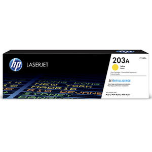 HP 203A Giallo cartuccia toner originale LaserJet CF542A - thumb - MediaWorld.it