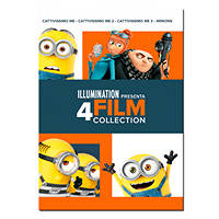 DVD - Animazione Cattivissimo me - 4 Film Collection - DVD su Mediaworld.it