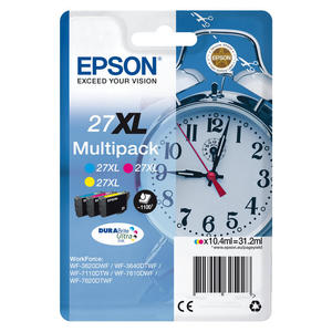 EPSON Multipack Sveglia T27XL - thumb - MediaWorld.it