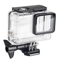 Case in plexiglass per GoPro Hero 5 REPORTER Case Sub su Mediaworld.it