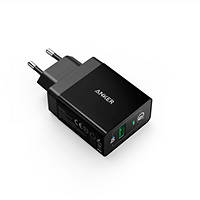 Anker PowerPort+ 1 Quick Charge 3.0 caricatore USB da Muro ANKER A2013311 su Mediaworld.it