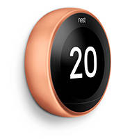 Termostato Nest Learning Thermostat NEST Learning Thermostat Rame su Mediaworld.it
