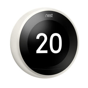 NEST NEST Learning Thermostat White - MediaWorld.it