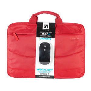 TUCANO BUNDLE BAG+MOUSE WIRELESS - thumb - MediaWorld.it
