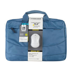 TUCANO BUNDLE BAG+MOUSE WIRELESS - MediaWorld.it
