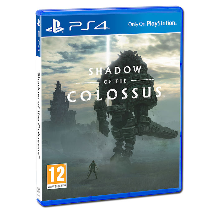 Shadow of the Colossus - PS4 - thumb - MediaWorld.it