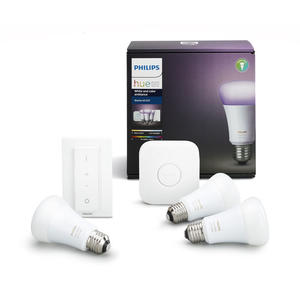 PHILIPS Hue White & Color Starter Kit - MediaWorld.it