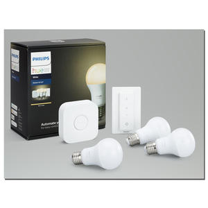 PHILIPS Hue White Starter Kit - MediaWorld.it