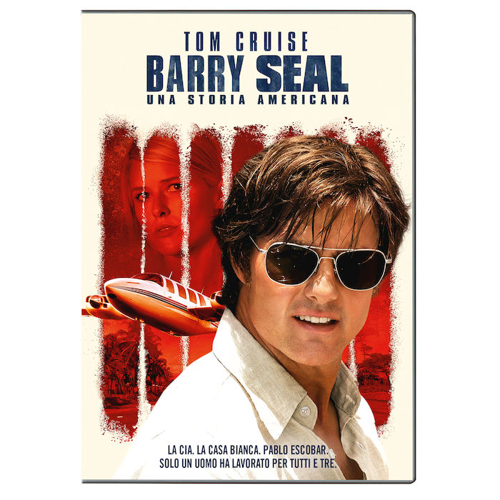 Barry Seal - Una storia americana - DVD - thumb - MediaWorld.it
