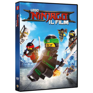 Lego Ninjago - Il film - DVD - MediaWorld.it