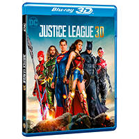 Blu-Ray - Fantascienza Justice League - Blu-ray  3D su Mediaworld.it