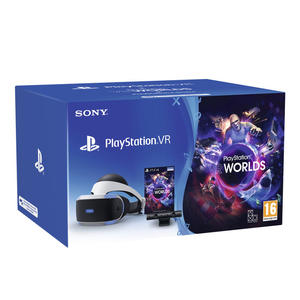 SONY PlayStation VR CUHZVR2 + PS Camera + VR Worlds - PRMG GRADING OOCN - SCONTO 20,00% - thumb - MediaWorld.it