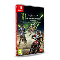 Gioco Nintendo switch PREVENDITA Monster Energy Supercross - The Official Videogame - NSW su Mediaworld.it