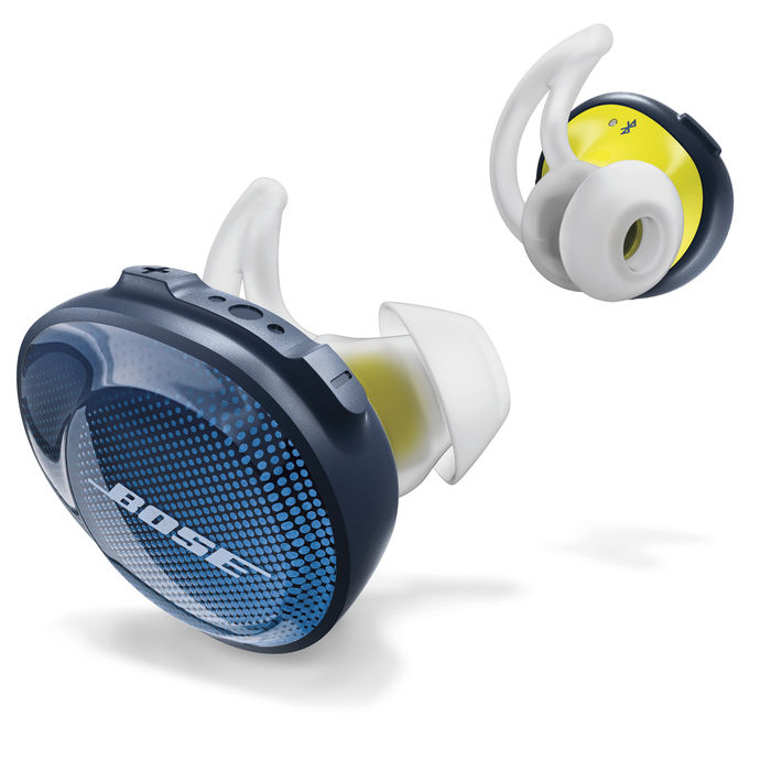 BOSE® SoundSport Free Blue - thumb - MediaWorld.it