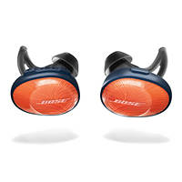 Cuffie Auricolari BOSE® SoundSport Free Orange su Mediaworld.it