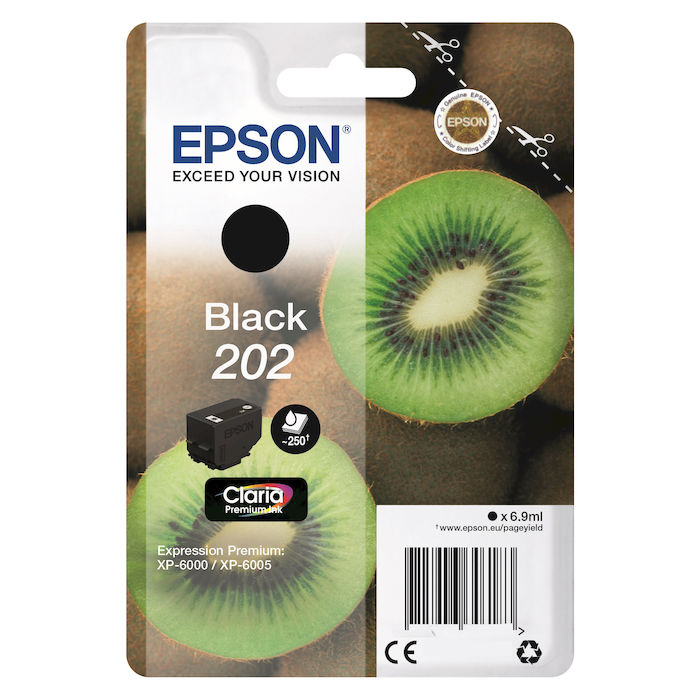 EPSON CART T02E1 KIWI BK - thumb - MediaWorld.it